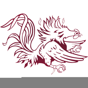 Usc Gamecock Clipart.