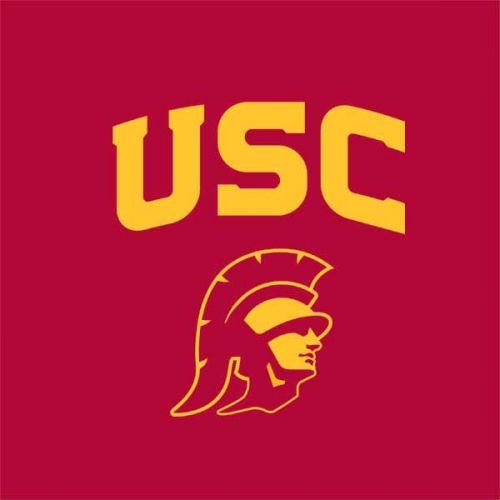 USC Trojan Logo PS4 Pro/Slim Controller Skin.