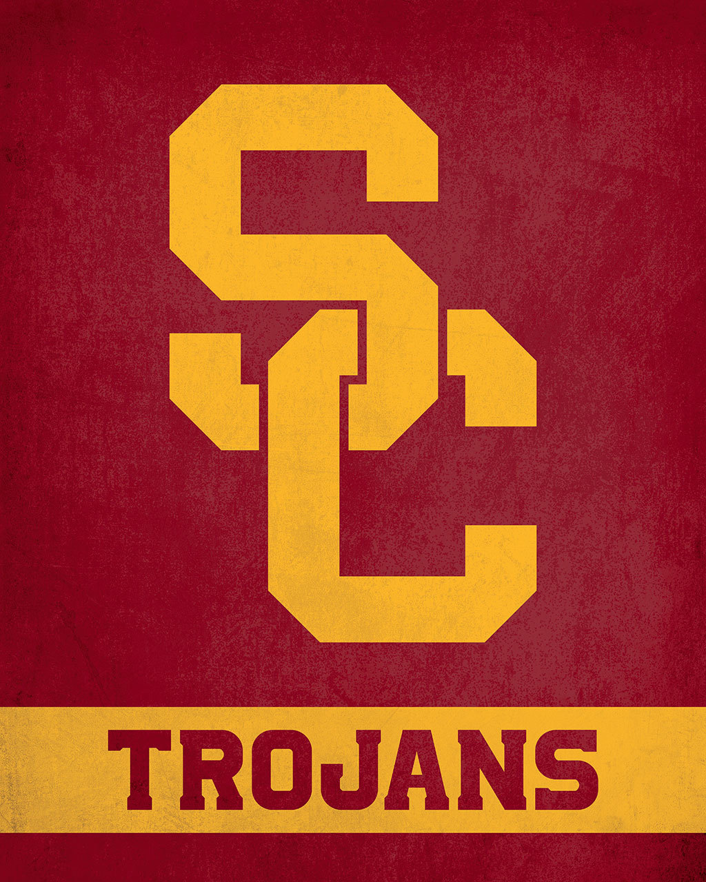 USC Trojans Logo.