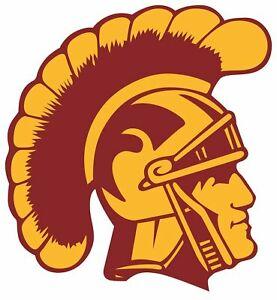 Details about USC Trojan Logo Vinyl Decal / Sticker Go Trojans 10 SIZES!!.
