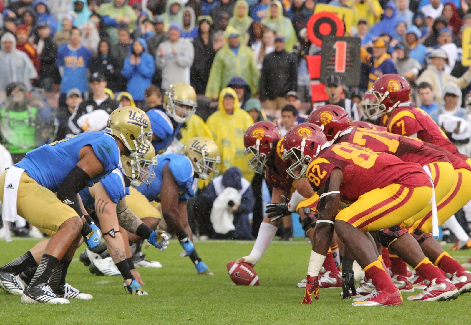 Top Five UCLA vs USC Football Games From the Last 25 Years.