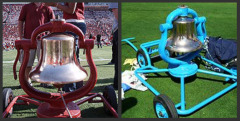 3. Victory Bell.
