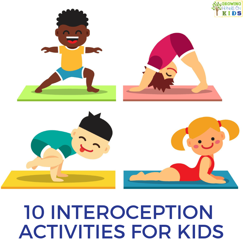 10 Interoception Activities for Kids to Support Sensory.