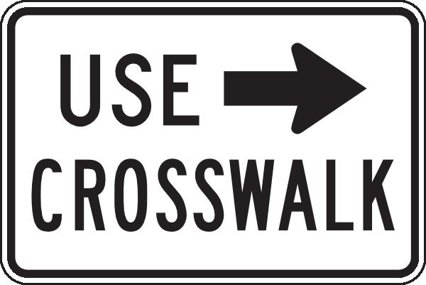 Use Crosswalk Clip Art at Clker.com.