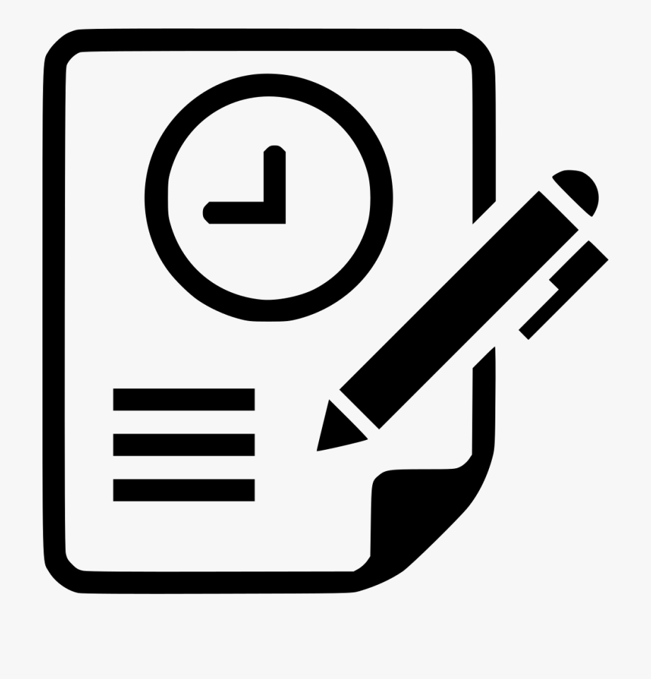 Contract clipart icon, Contract icon Transparent FREE for.