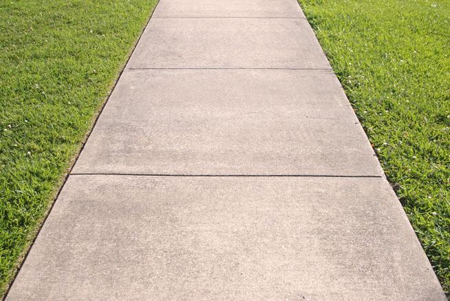 Clip Art Path Sidewalk Clipart.