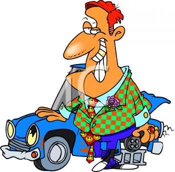 Used Car Clipart.