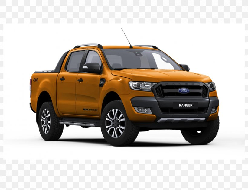 Ford Ranger Car Pickup Truck Toyota Hilux, PNG, 864x660px.