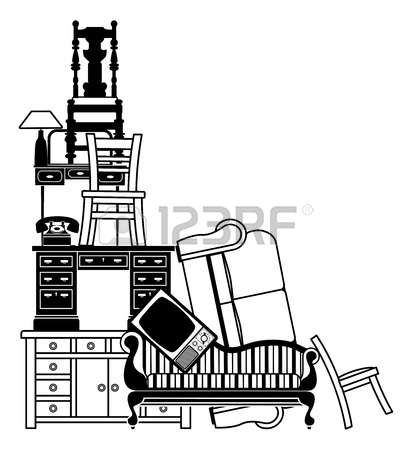 9,167 Antique Furniture Stock Vector Illustration And Royalty Free.