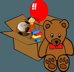 Used Toys Needed ~ ParentingInNKY.com.