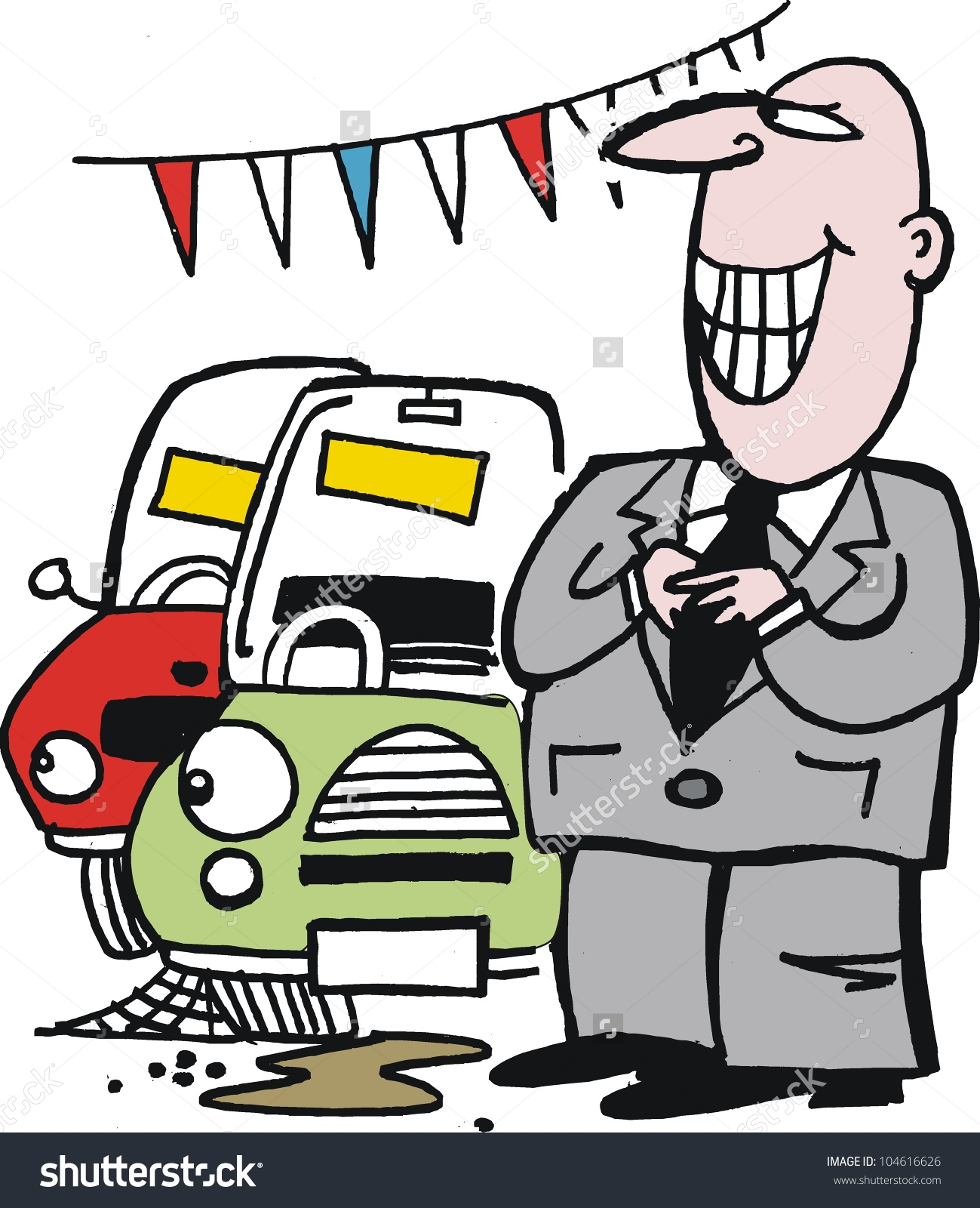 Showing post & media for Used truck salesman cartoon.