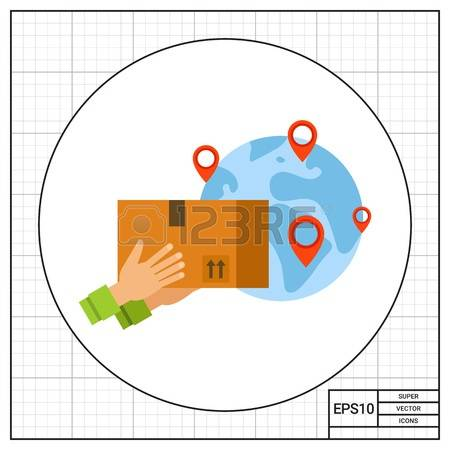 Worldwide Postal Service Stock Photos Images. Royalty Free.