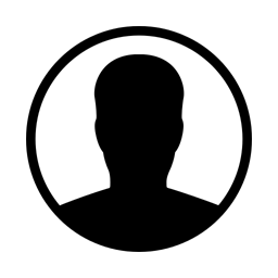 User Icon Png Transparent #405566.