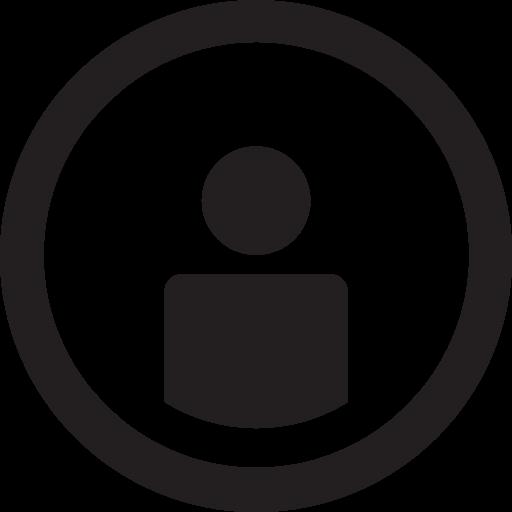 name round user username icon.