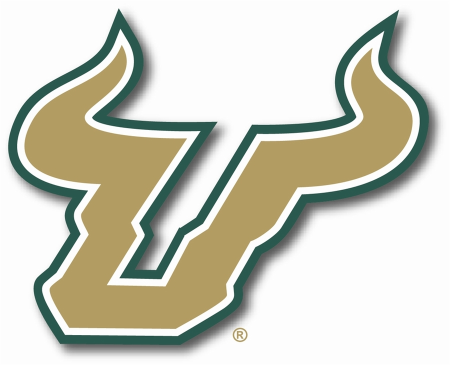 Download usf bulls logo clipart University of South Florida.