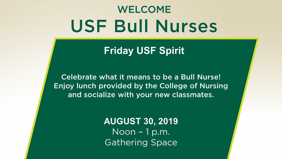 USF Health Nursing on Twitter: \