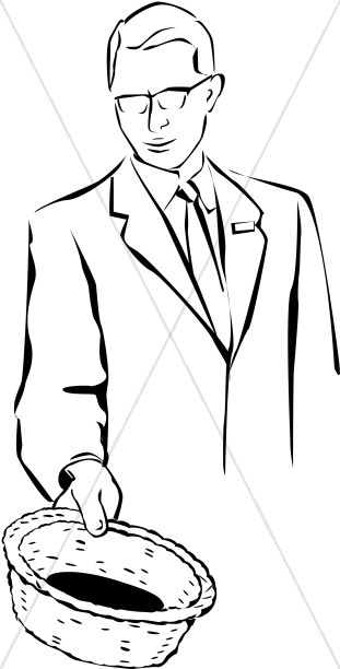 Church People Clipart, Church People Images.