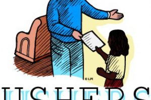 Usher ministry clipart 4 » Clipart Station.