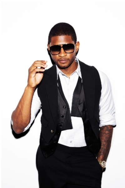 Usher PNG.