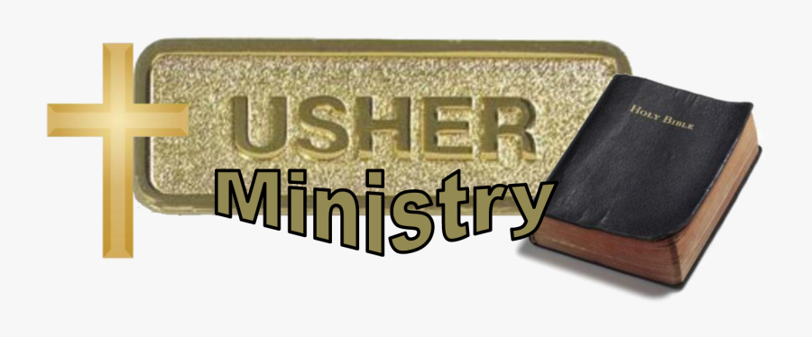 Church Usher Clipart.