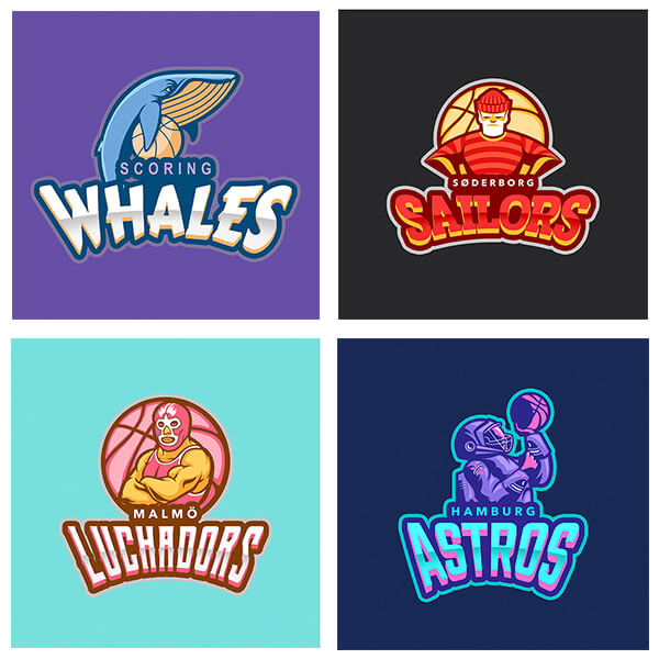 The Easiest Basketball Logo Maker You\'ll Find.