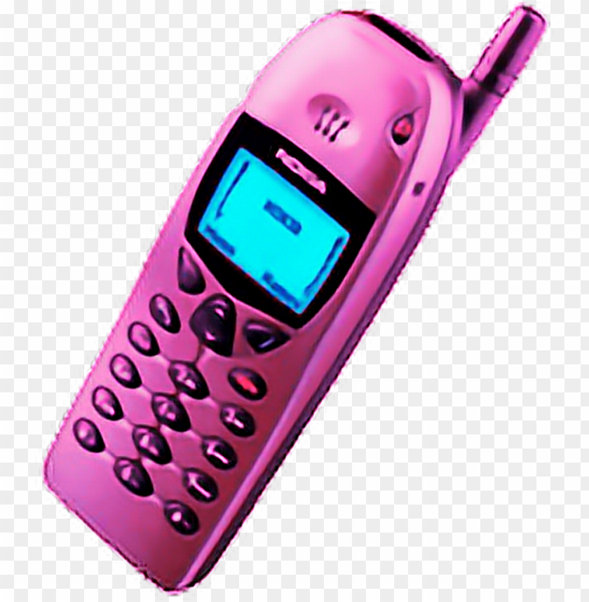 aesthetic vaporwave tumblr cellphone.