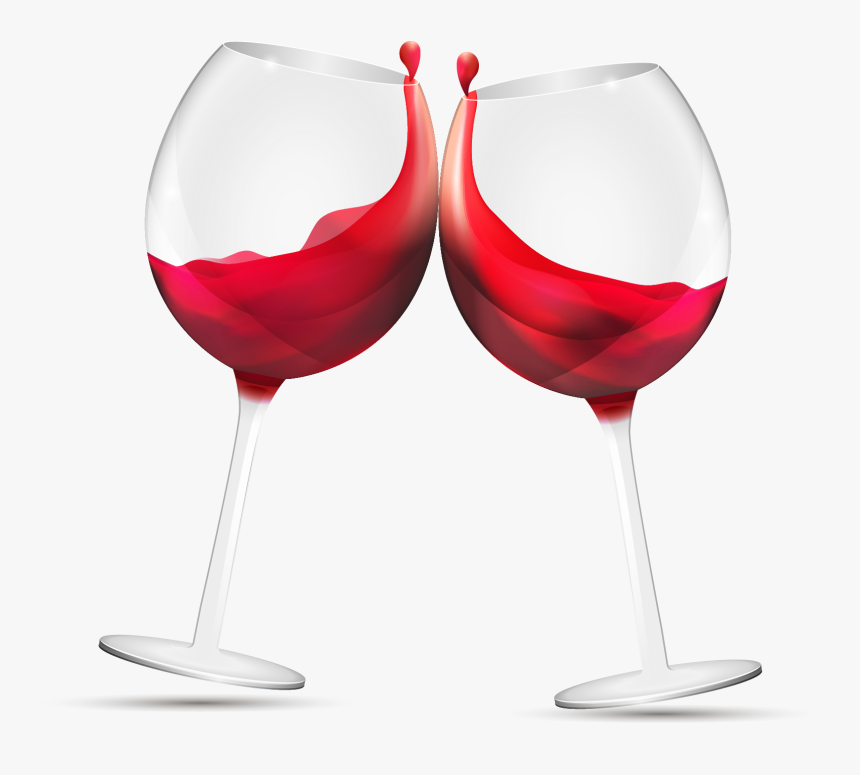 Glasses Red Wine Png Free Photo Clipart.