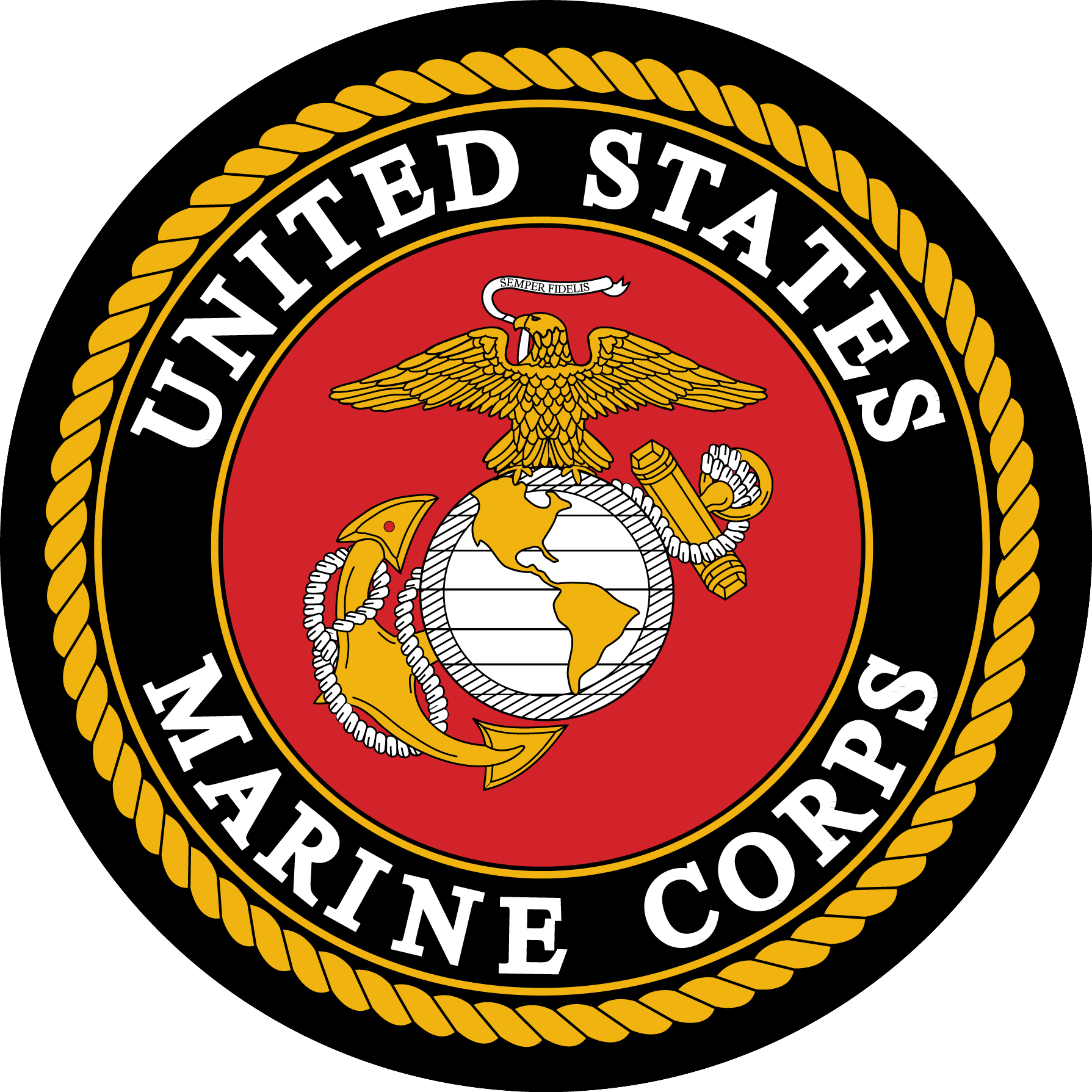 Free marine corps emblem clip art clipart images gallery for.
