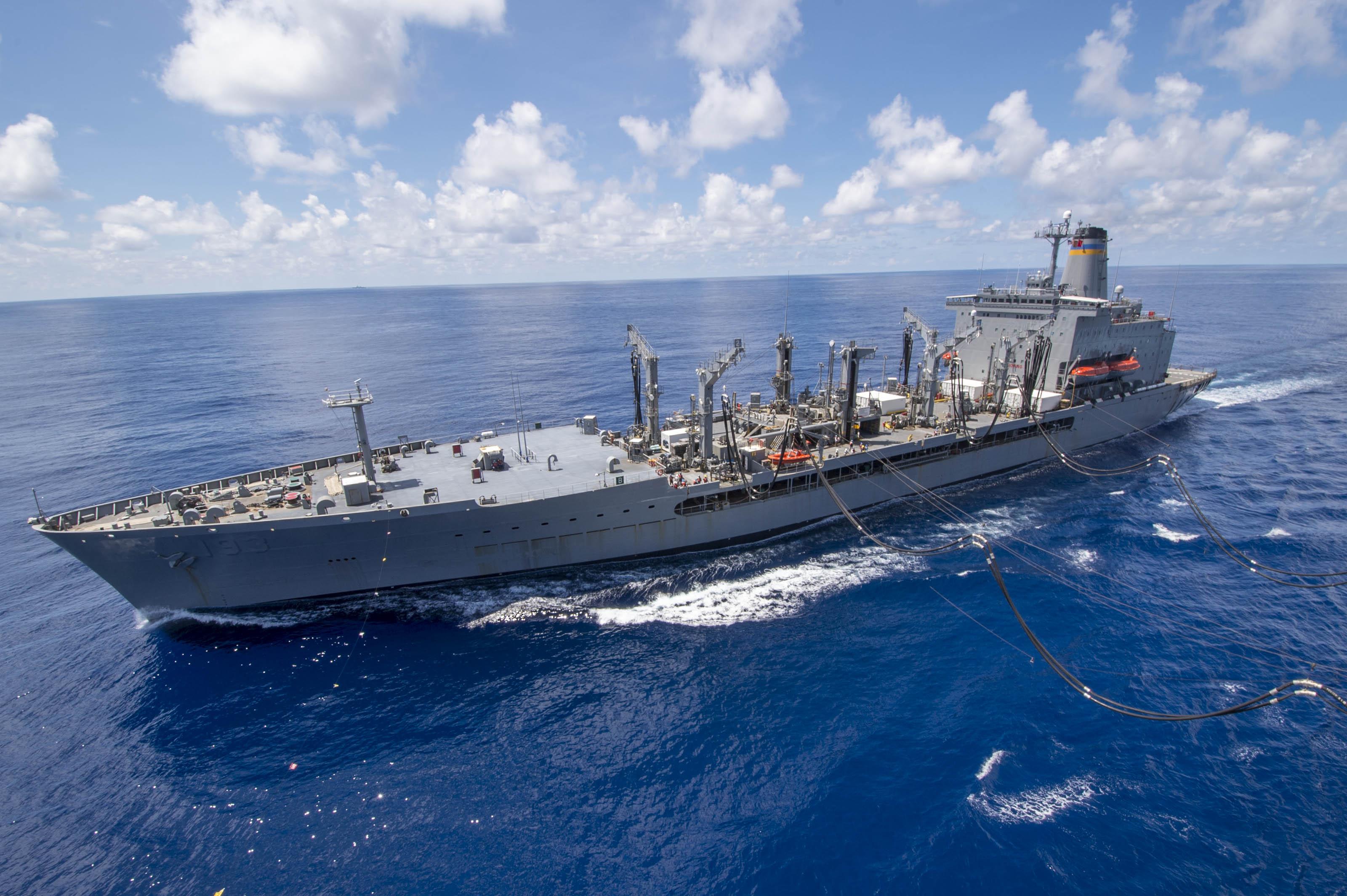 MSC Ship Inventory.