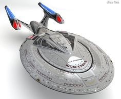 Starship enterprise clipart.