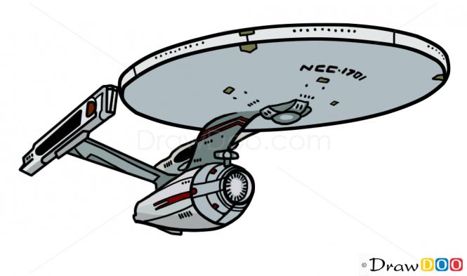 Uss Enterprise Clipart.