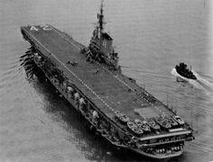 USS FRANKLIN D. ROOSEVELT (CVB.