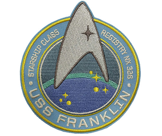 USS Franklin (NX.