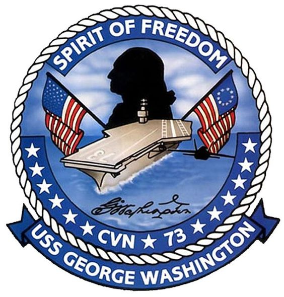 USS George Washington (CVN.