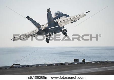 Stock Photo of An F/A.