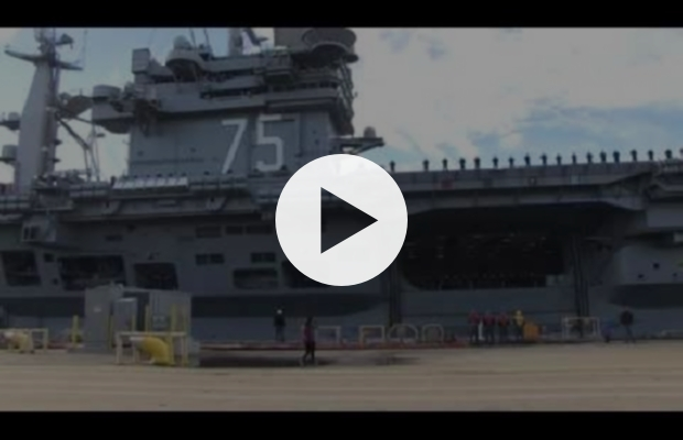 USS Harry S. Truman Deploys.
