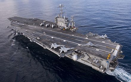 USS Harry S. Truman.