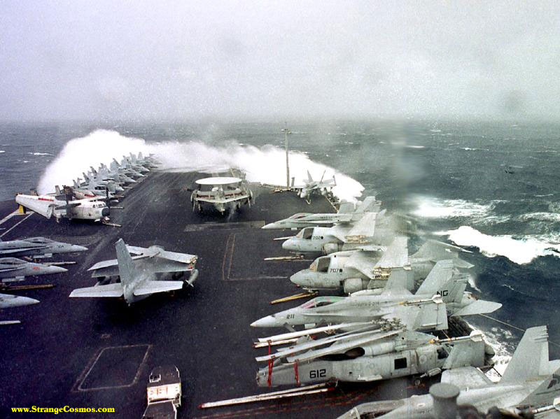 frasier labarbera: The USS JOHN C STENNIS.