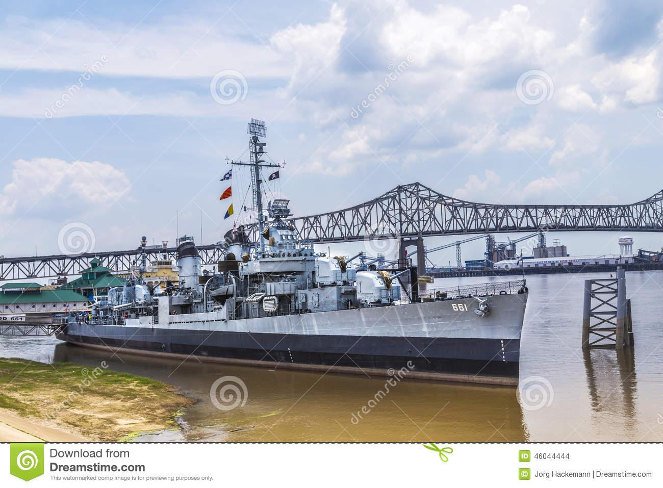 Museum Ship USS Kidd (DD.