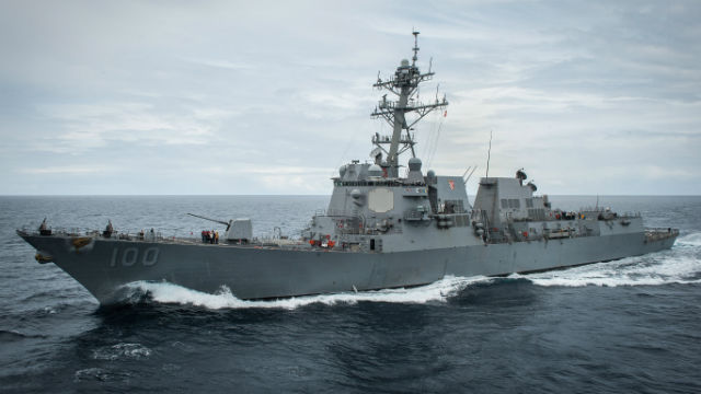 Navy Moving 3 San Diego Destroyers to Pacific Northwest.