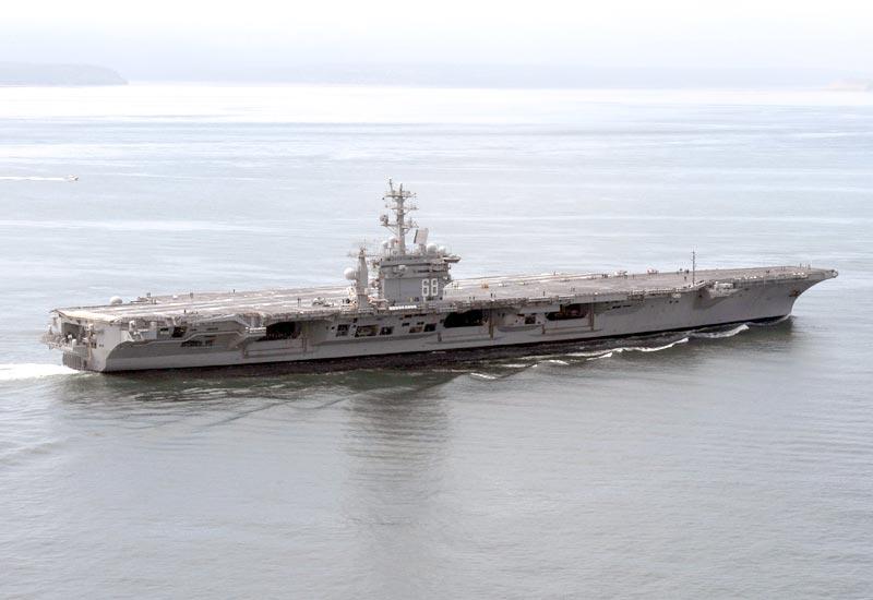 USS Nimitz (CVN.