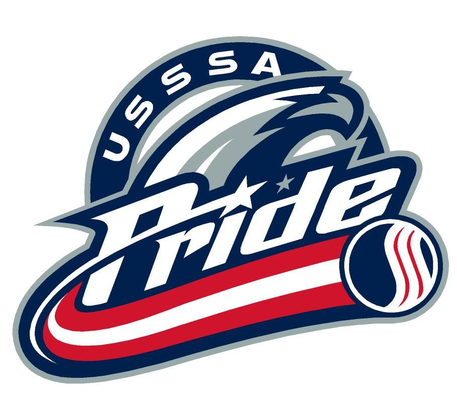 USSSA Pride LOVE Playing for this team!!!.