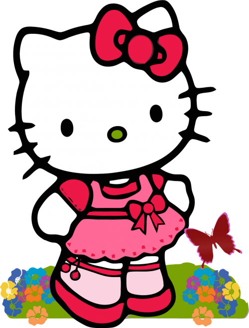 Best Hello Kitty ClipArt No 1.