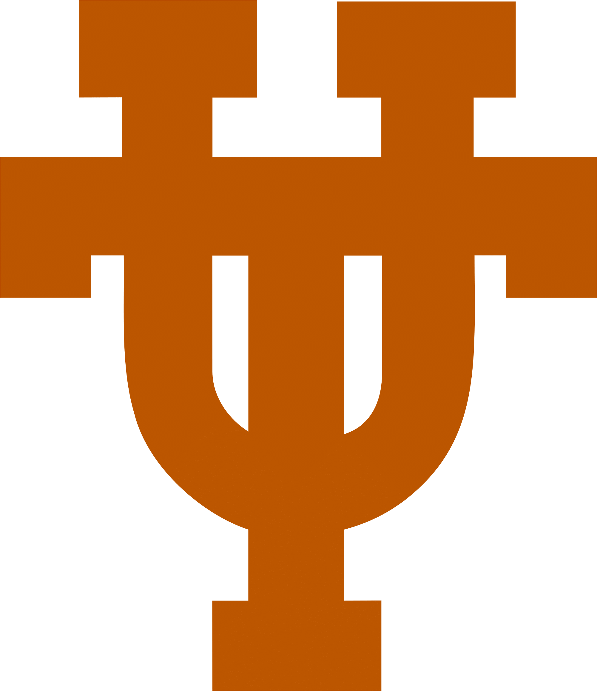 Texas Longhorns Banner Clip Art Royalty Free Stock.