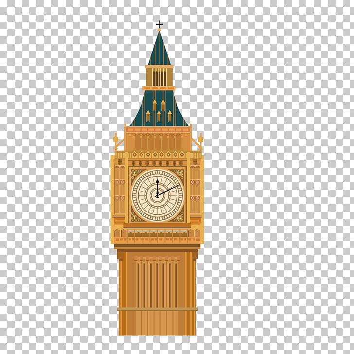 Big Ben Clock Cdr, Big Ben PNG clipart.