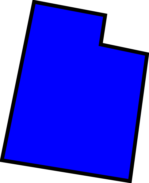 Utah Clipart.
