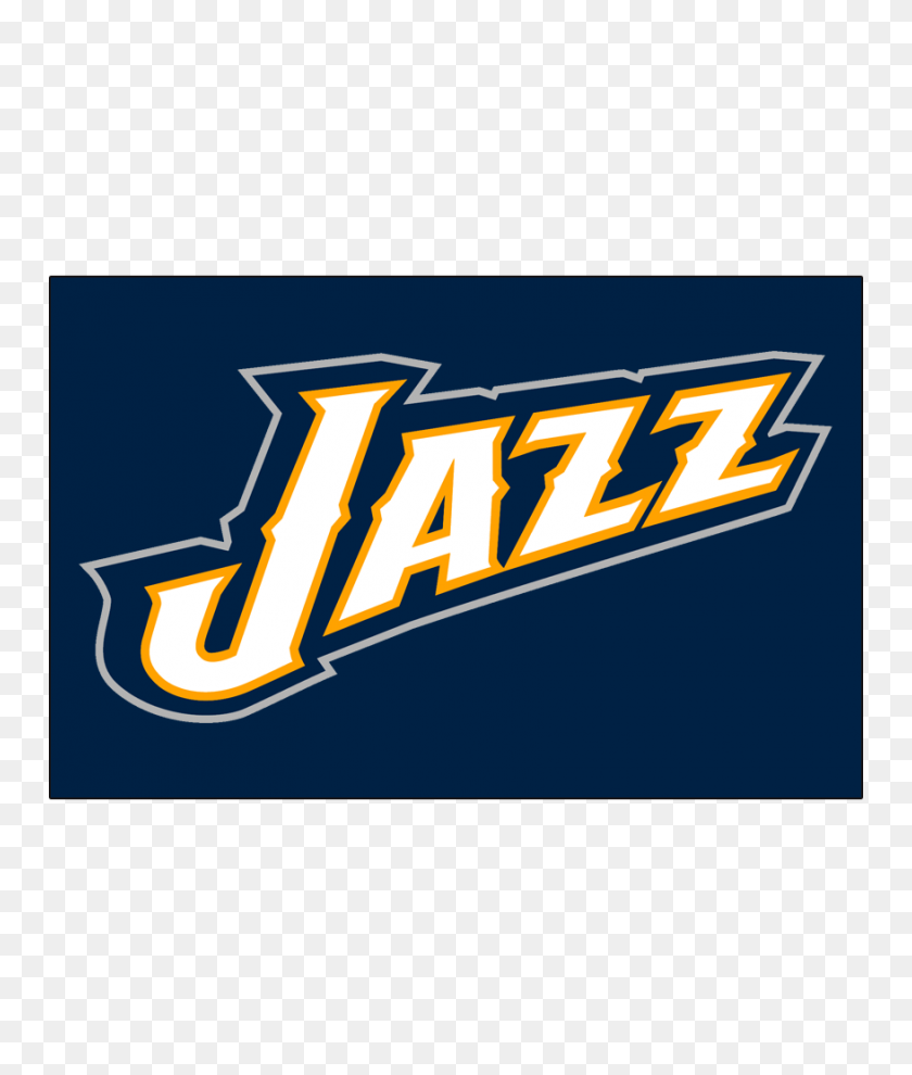 Utah Jazz Primary Logos Iron Ons.