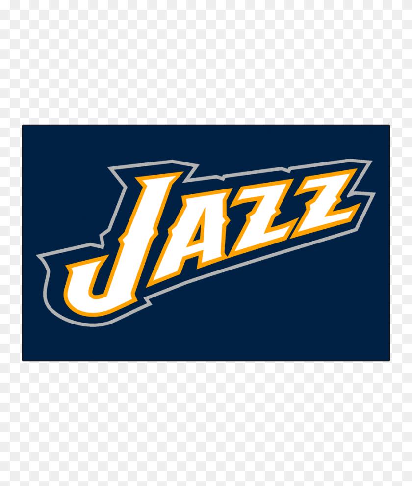 Utah Jazz Primary Logos Iron Ons.