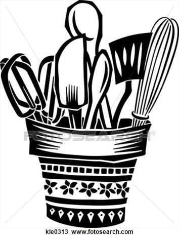 Clipart utensils.
