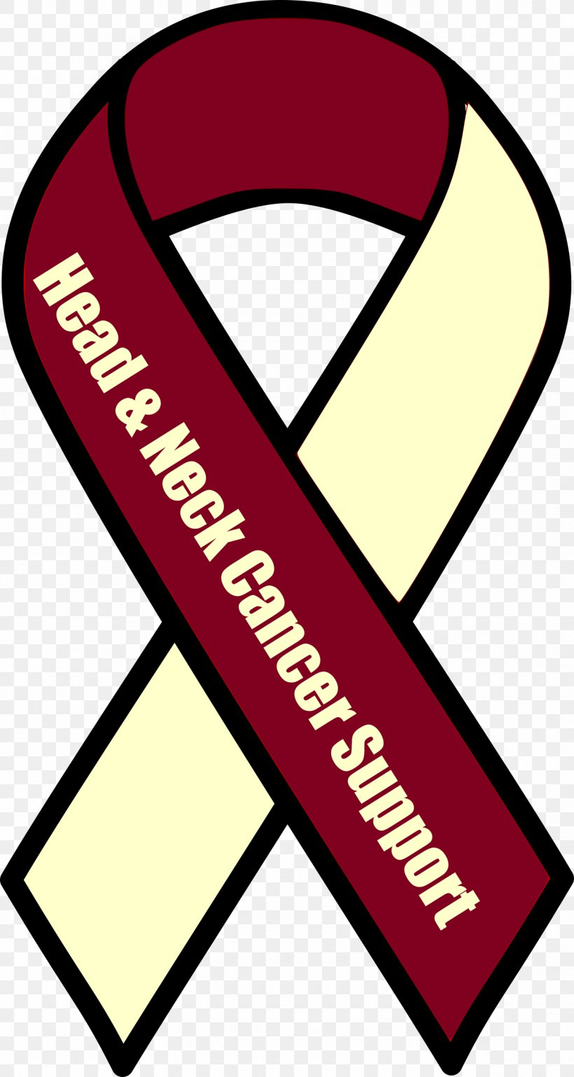 Awareness Ribbon Head And Neck Cancer Pink Ribbon Clip Art.